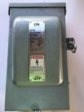 SIEMENS FR-351 I-T-E ENCLOSED SWITCH *USED*  -FREE SHIPPING-