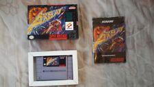 Axelay (Super Nintendo Entertainment System, 1992)