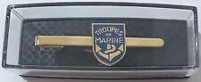 Pince , épingle a cravate TDM Troupes de Marine Nationale Armée Française