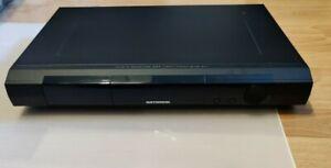 Kathrein UFS 923 SW 1000GB / 1TB Festplatte HD+ TWIN SAT Receiver schwarz