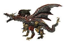Dragons - Metal Dragon PVC Figure PLASTOY