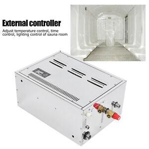 6KW 220V Automatic Controller Steam Generator/Sauna Bath Spa Shower ATCSTEAM