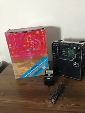 SONY SW1/SW2/SW3/MW/FM Receiver W/ Power Supply ICF-5600, Excellent.