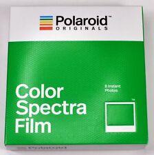 POLAROID SPECTRA FILM COULEUR 8 VUES
