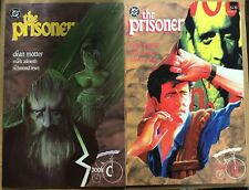 1988 The Prisoner Books C & D Motter & Askwith DC Comics TPB