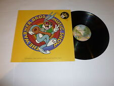 The Warner Bros. Music Show - 1975 UK 11-track label sampler compilation LP