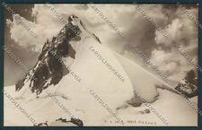 Aosta Courmayeur foto cartolina B4356 SZD