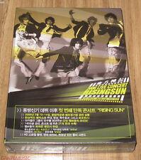 TVXQ DONG BANG SHIN KI 2006 1ST Live Concert Rising Sun DVD + PHOTOBOOK SEALED