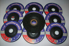 """10 4-1/2"""" GRINDING WHEELS FITS BOSCH ANGLE GRINDER"""