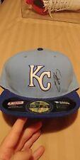 Eric Hosmer signed autographed Kansas City Royals Hat