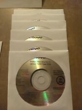 Lenovo 3000 N200 recovery CDs 44Y1130 Windows XP Pro SP2 NEW SEALED