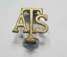 WW2  Auxiliary Territorial Service ATS Shoulder Title