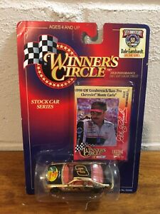 1998 Winners Circle #3 Dale Earnhardt Sr GM Goodwrench/Bass Pro 1:64 Diecast Car
