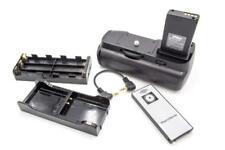 Batteriegriff + Adapter LP-E10 + IR Auslöser für Canon EOS 1100D, 1200D, 1300D