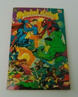 1991 DC/Marvel Collabaration Crossover Classics TPB OOP Graphic Novel Comic