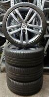 4 Orig VW Sommerräder SALVADOR 225/40 R18 92Y Golf 7 5G0601025AF 5504