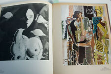 GEORGES BRAQUE by Maurice Gieure ENGLISH ED. BEST BRAQUE 1956 TIPPED-IN PLATES
