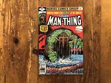 Man-Thing #1 (Nov 1979) Bronze Age Marvel Comic 8.5 COMBINE SHIPPING Key Issue