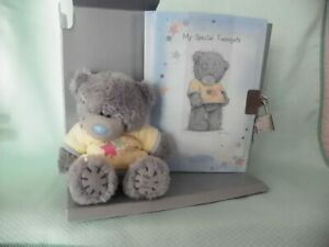 Me to You Bear & Lockable Journal Gift Set Stationery Comes In A Sealed Gift Box