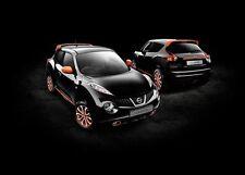 """Nissan Genuine Juke F15 Styling Pack Orange Racing """"Dare To Differ"""" KE6001K004OR"""