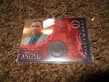 Angel Season 5  PW5 J.August Richards Costume Trading Card