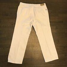 Ermenegildo Zegna Sport Denim Jeans Straight Leg White Men's Size 38/27