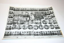 REPRINT OF VINTAGE PHOTO PHILADELPHIA FIRE DEPARTMENT FROM SUNDAY PUBLIC LEDGER