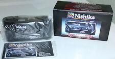 NISHIKA CAMERA N9000 35MM 3-D CAMERA FLOOR SAMPLE