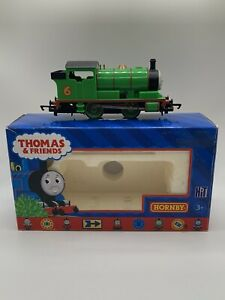 Hornby Thomas The Tank Percy Locomotive Boxed R350