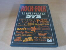 METALLICA - PRINCE - BOWIE - ALICE COOPER - BLACK SABBATH - HENDRIX FRENCH DVD!
