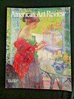 American Art Review Magazine 2006 Louis Comfort Tiffany Reginald Marsh O'Keeffe