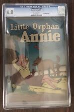 Four Color #107 CGC 6.0 Little Orphan Annie