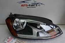 2015-2017 VOLKSWAGEN GOLF RIGHT PASSENGER HALOGEN HEADLIGHT 15 16 17 OEM UC46045