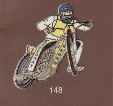 Pin's Demons & Merveilles Moto Motorcycle Enduro speedway