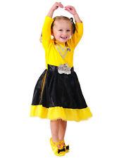 Rubie's 6304 Emma Wiggle Deluxe Women's Costume, Small - Yellow