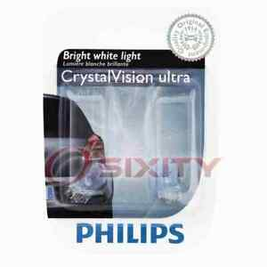 Philips Ignition Light for Cadillac Cimarron 1985-1986 Electrical Lighting va