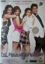 DIL MAANGE MORE - GVI ORIGINAL BOLLYWOOD DVD - Shahid Kapoor, Ayesha Takia.