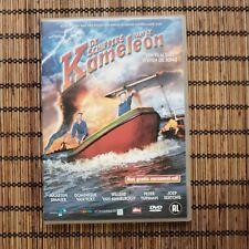 DE SCHIPPERS VAN DE KAMELEON   - DVD/CD