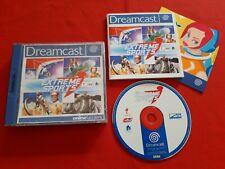 Sega Extreme SPORTS Dreamcast Dc Sega Pal Complete FR