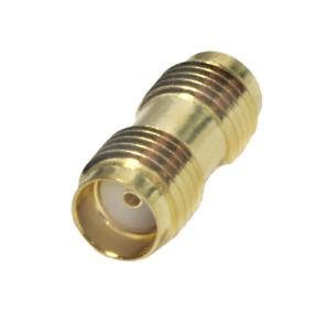 Straight SMA Female to Female Jack RF Coaxial radio Adapter Plug Connector. 039