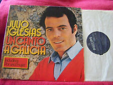 Julio Iglesias - Un canto a galicia     German Philips  LP