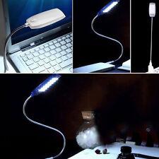Bright Flexible Mini 28 LED USB Light Computer Lamp Laptop PC Desk Reading New