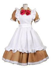 Hetalia Axis Powers Chibi Romano Maid Cosplay Costume