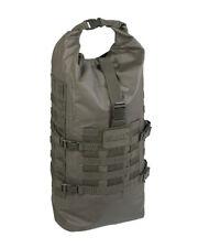 Tactical Backpack SEALS Dry-Bag Wasserfest Rucksack WandernTrekking Oliv