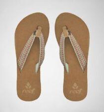 Scarpe da donna Reef Piatto (Meno di 1,3 cm) marrone