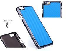 "Antichoque Fibra de Carbono Ultra Fino Funda Case para Apple Iphone 6 4.7"""