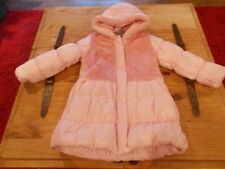 Matalan Girls' Coat Coats, Jackets & Snowsuits (2-16 Years) with Hooded