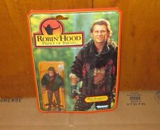 1991 Robin Hood Prince of Thieves Will Scarlett MOC Mint On Card Kenner