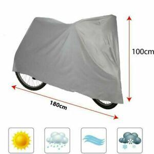 🔥 Waterproof Universal Bicycle Bike Cover  UV Weather Dust Rust Resistant Cycle