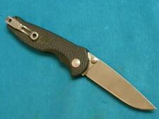 SOG SPECIALTY KNIVES FLASH 1 LOCKBACK FOLDING JACK KNIFE POCKET KNIVES VINTAGE